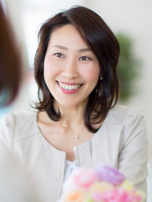 司会者の先輩、橋本美智子